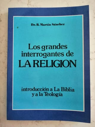 LA RELIGION LIBRO