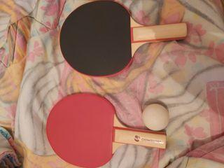Pack de ping pong