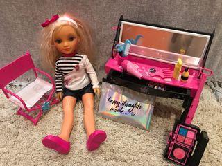 Nancy Hollywood star muñeca con complementos