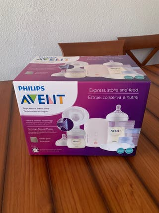 Sacaleches eléctrico Philips AVENT (Nuevo)