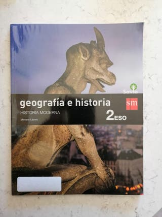 2º ESO GEOGRAFIA E HISTORIA