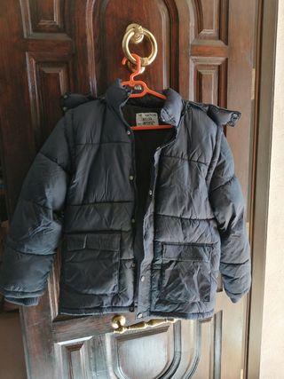 Abrigo, chaleco, plumas, trenca niño 12-14