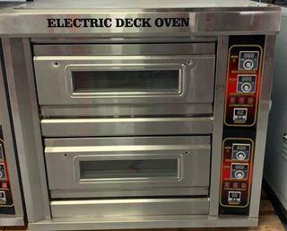 horno electrico para pizza 2 camara