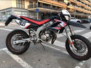 Moto derbi senda racing 49cc