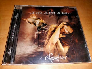 DRAMAH CD Spanish Heavy 2011-AYRA-SAM SCARES