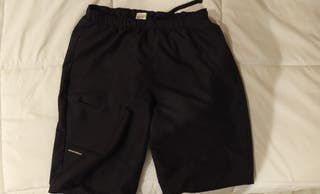 BTT / Enduro - Pantalón corto con badana