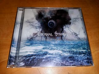 ETERNAL STORM CD RARE MELODIC DEATH Español 2013