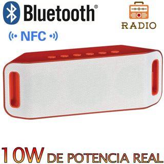 Altavoz Bluetooth por sólo 10 €uros