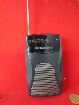 antigua Radio Grundig de los 80 ocasion
