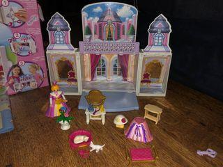 Maletín princesas Playmobil