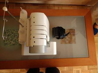 Máquina de coser- Remalladora automatica