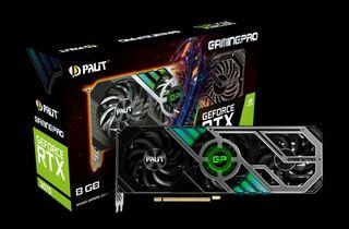 Geforce Palit RTX 3070 NUEVA