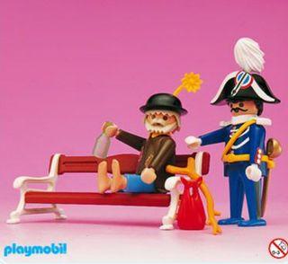 Playmobil REF.5508 .SERIE ROSA LEER BIEN .SIN CAJA