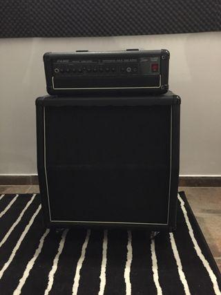 Amplificador de guitarra Fame.