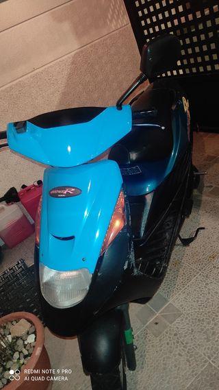 Moto Suzuki Adress 50 cc