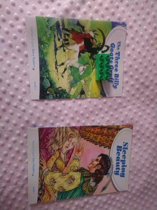 libros inglés 2 primaria
