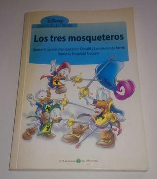 CLASICOS DISNEY LITERATURA