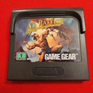 AX Battler Sega Game Gear