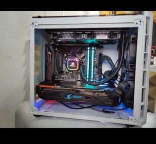 PC GAMING i9~9900K, RTX 2080 SÚPER 8G, 32GB 1TB M2