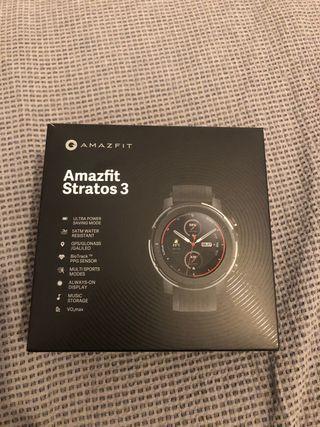 Amazfit stratos 3 sin uso