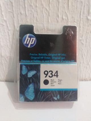 CARTUCHO NEGRO HP 934