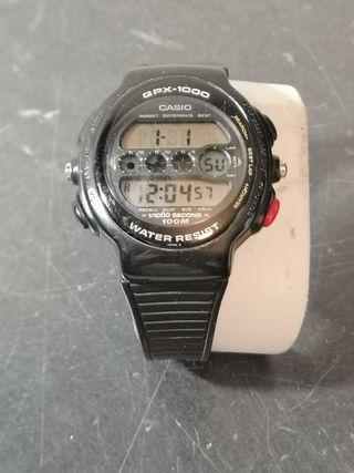 reloj casio gpx-1000