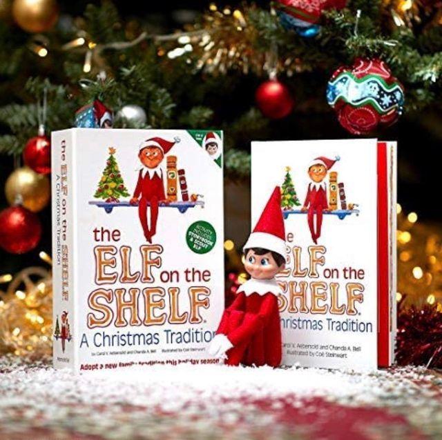The elf on the shelf en español