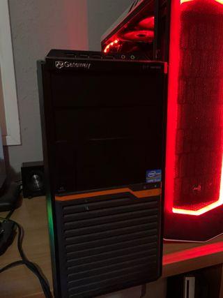 Pc gaming I5, 8gb , gtx 1050ti