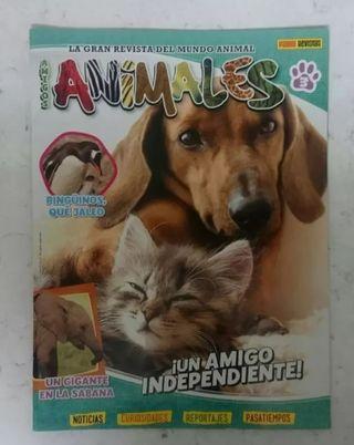 REVISTAS ANIMALES