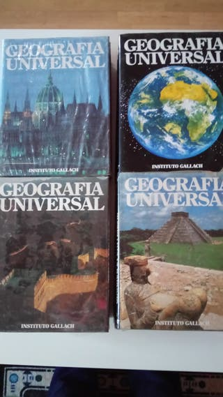 GEOGRAFIA UNIVERSAL ENCICLOPEDIA