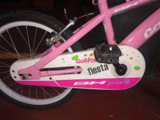 Bici Bh California 18 Junior