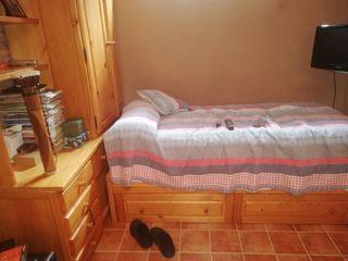 habitación modular de madera