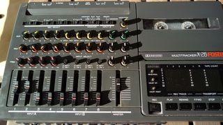 Grabador 4 Pistas FOSTEX X-28