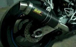 TUBO DE ESCAPE HONDA CBR 600 F 01 05 07