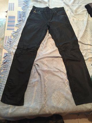Pantalones tejano hombre