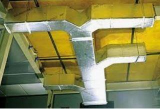 fibra conductos clima aire acondicionado climaver