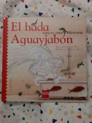 Libro infantil: El hada Aguayjabón