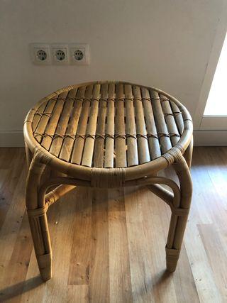 Mesa Bambú Ikea