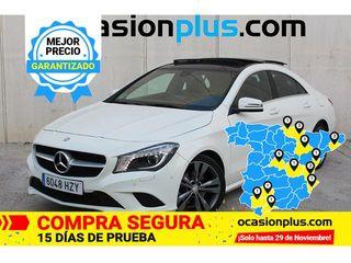 Mercedes-Benz Clase CLA CLA 180 Urban 90 kW (122 CV)