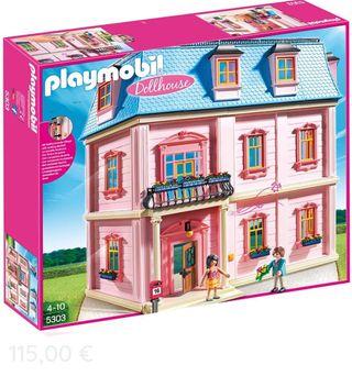 casa romantica playmobil promocion black