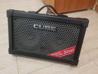 Amplificador de guitarra Cube street