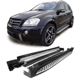 ESTRIBERAS MERCEDES ML W164
