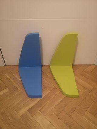 Estanterías Ikea(4x3)