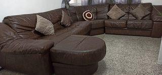 sofá Rinconero grande como nuevo