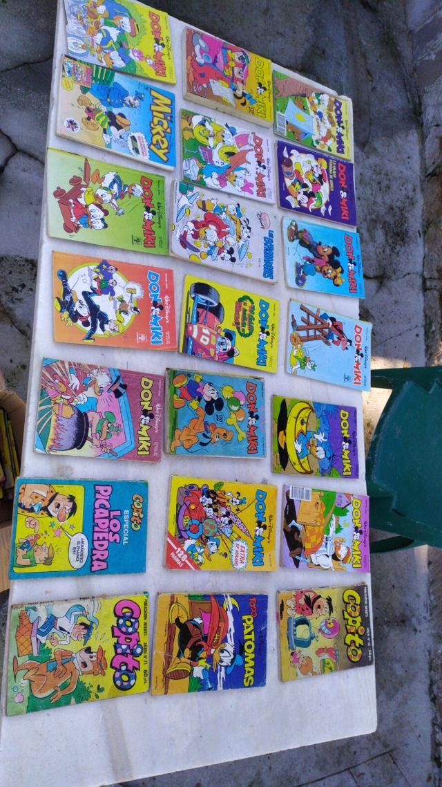 lote 54 cómics