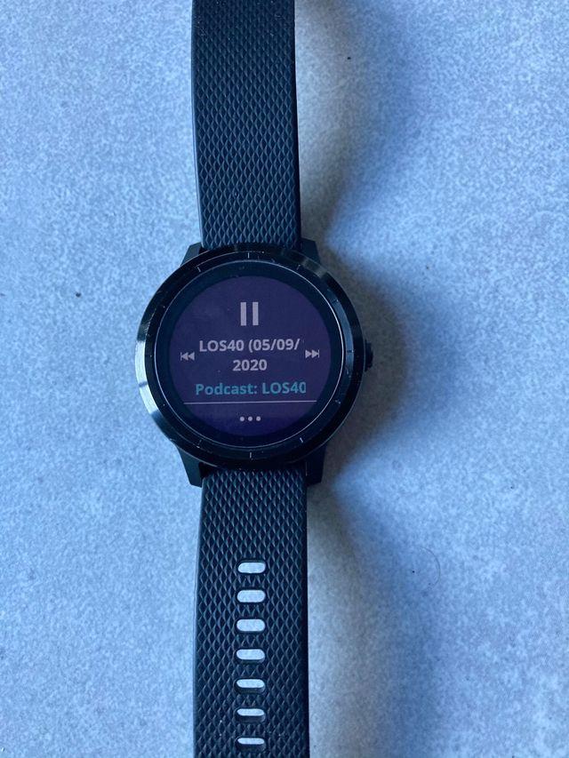 Reloj Garmin Vivoactive 3 negro