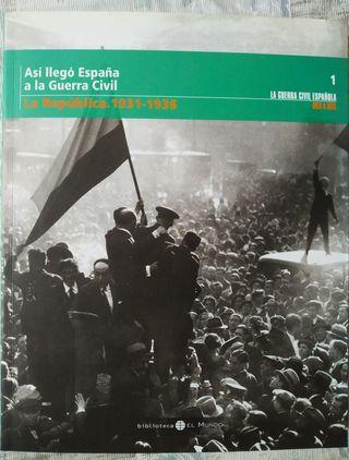 LA REPÚBLICA 1931-1936
