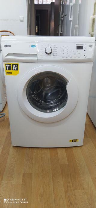 lavadora marca zanussi A+++ kg