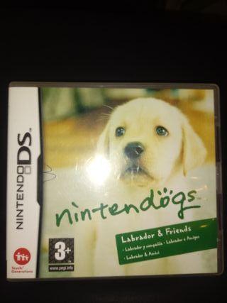 "Nintendogs ""Labrador & Friends"""
