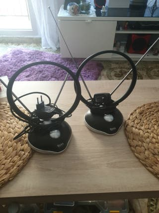 antenas para tv o TDT